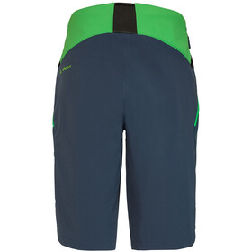 VAUDE Qimsa Softshell Shorts Herren steelblue